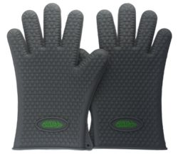 Grill Gauntlet Silicone BBQ Gloves